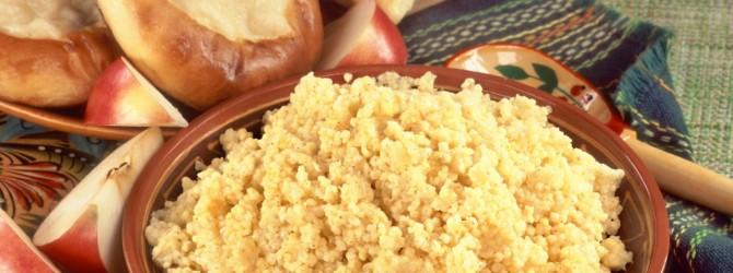 Каша – основа питания наших предков