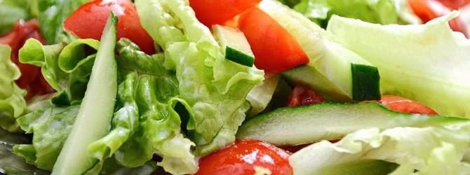 Салаты проще простого для здорового питания