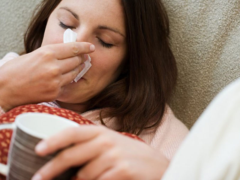 Простые, но действенные способы лечения насморка
