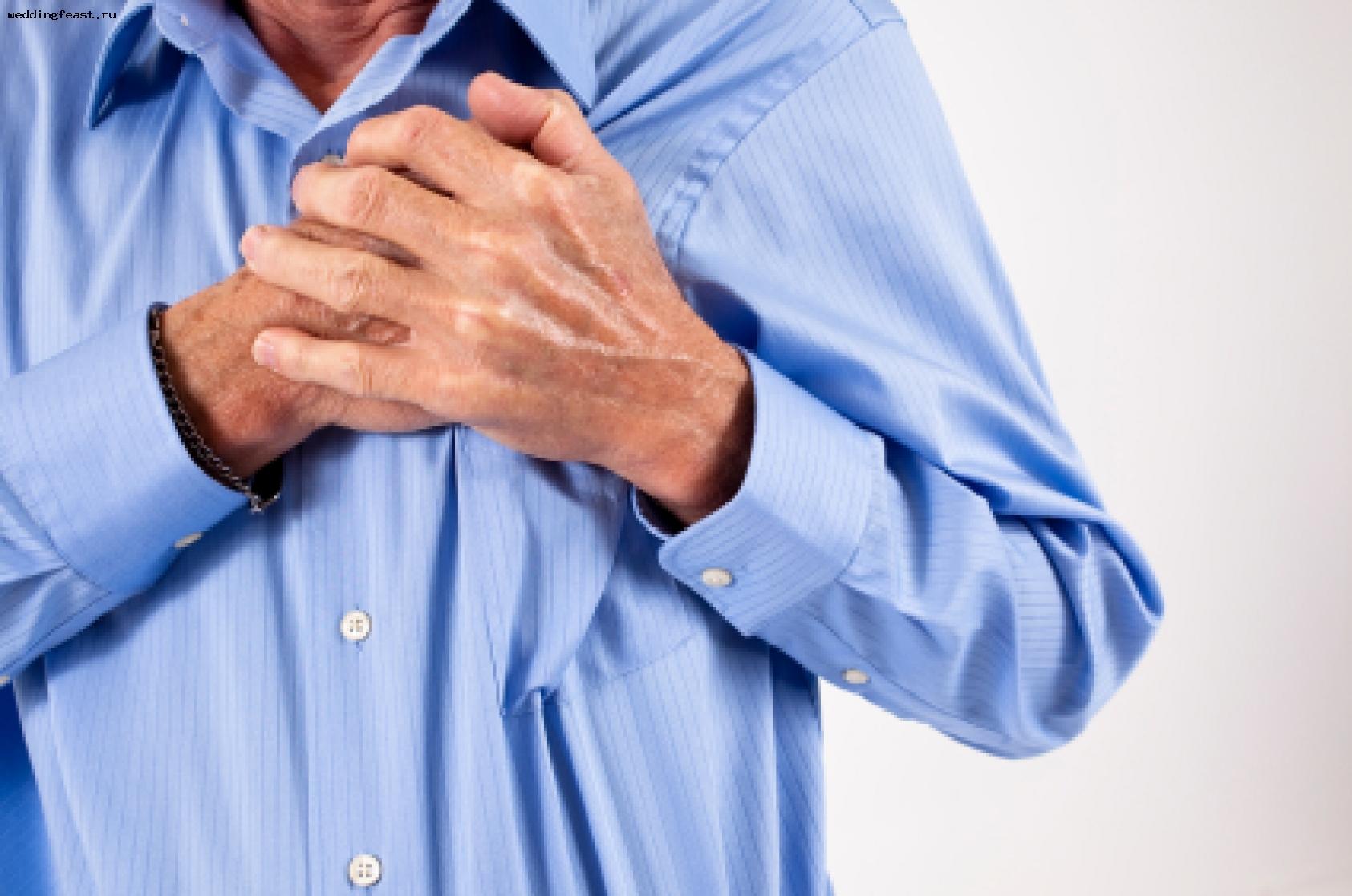 Сердечные боли и влияние диеты