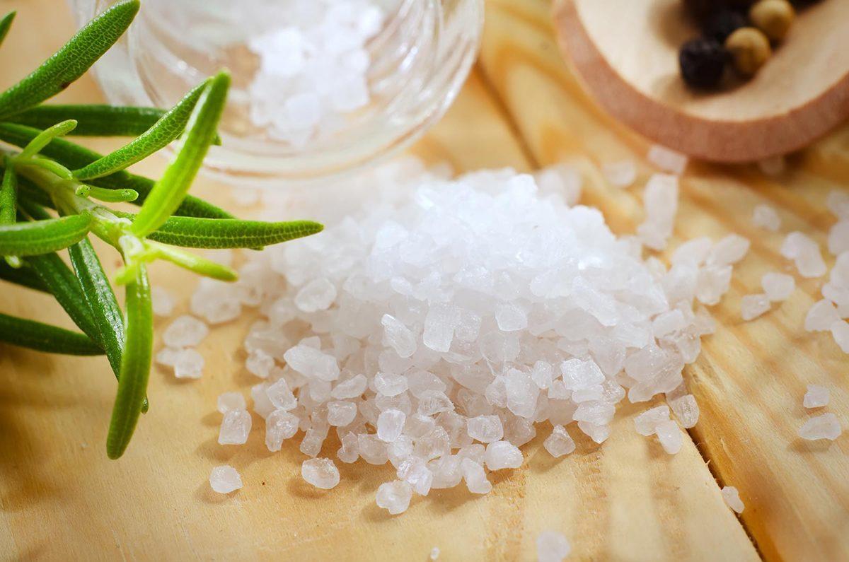 Когда соль может быть лекарем