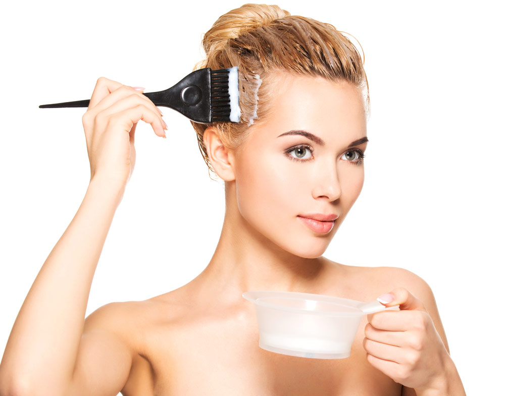 Как оживить убитые волосы?