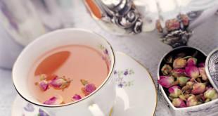 Чай из розы