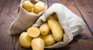 Картофель в мешочках