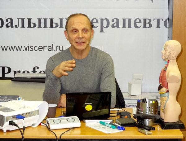 Профессор А.Т. Огулов