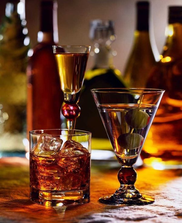 Алкогольные напитки