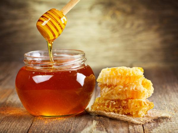 Орехи с медом для иммунитета детям