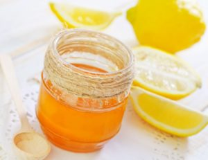 Мёд и лимоны