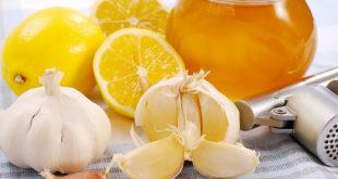 мед с чесноком