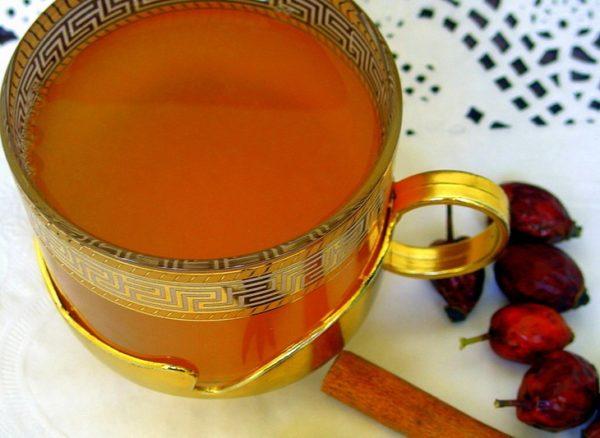 Мёд с шиповником