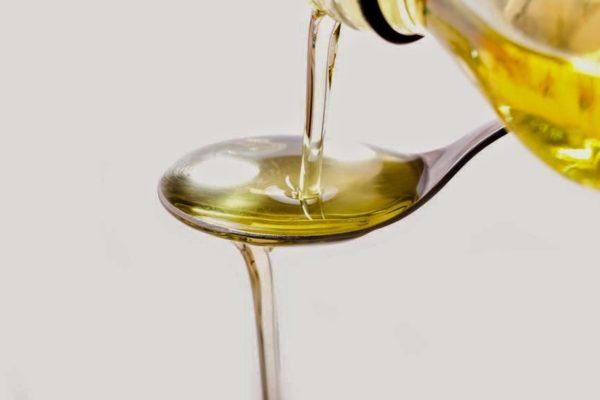 Столовая ложка масла