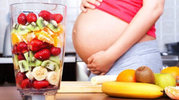 беременной женщине нужны витамины