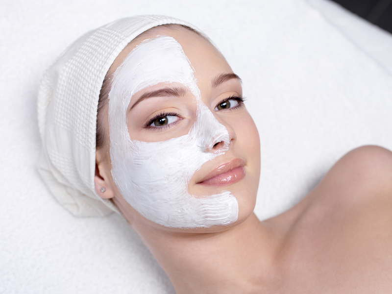 аспирин маска для лица от черных точек