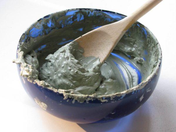 Синяя глина