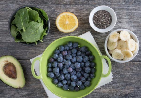 Семена чиа и продукты для похудения