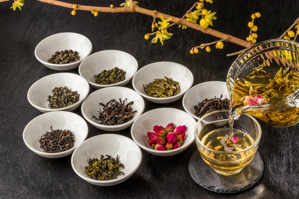 полезные травы для чая и их фото сами можете