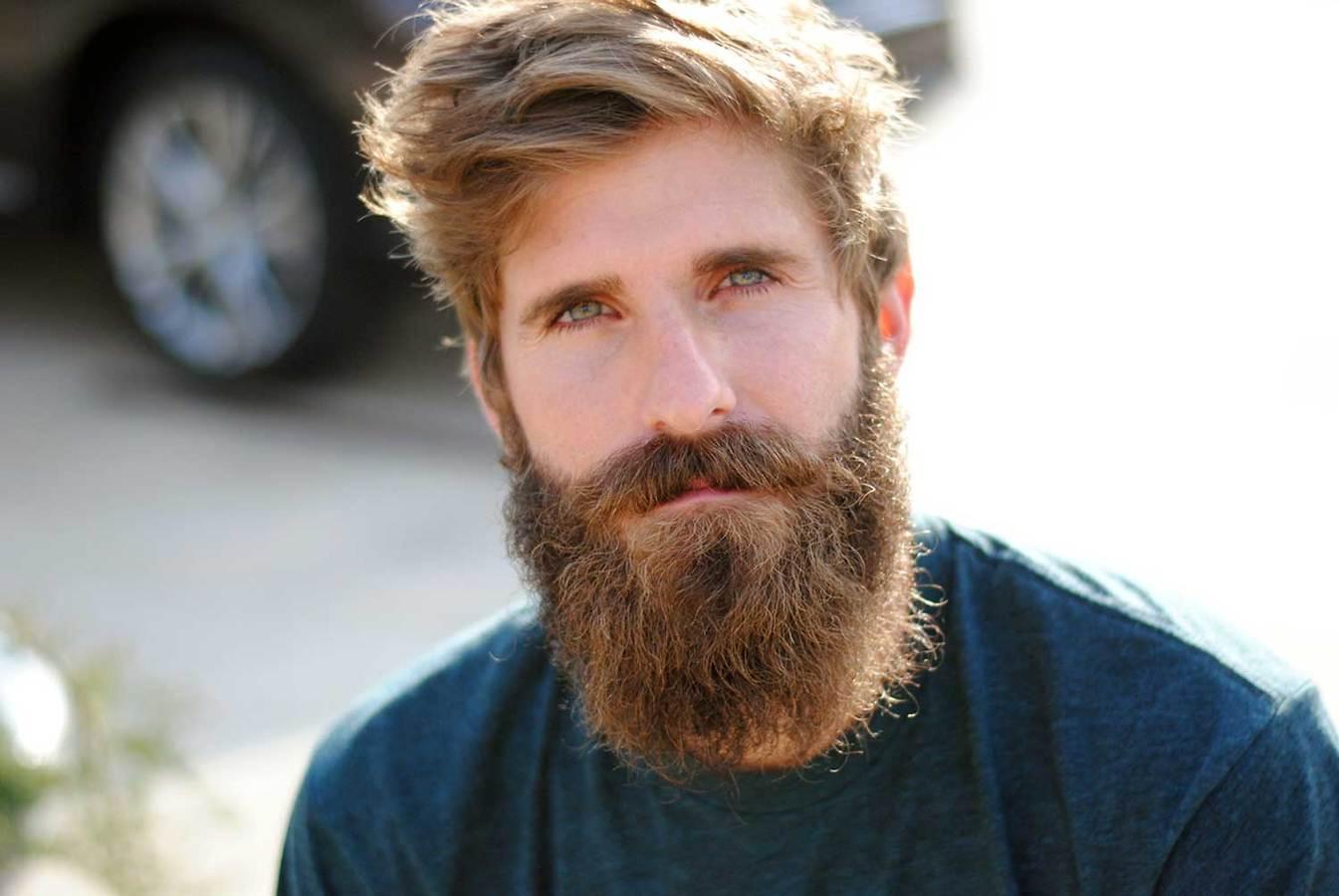 борода и репейное масло