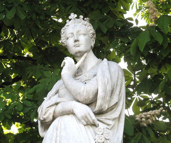 Памятник Королеве и Цветку