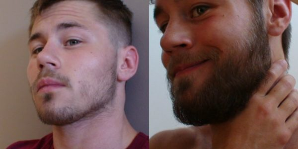 Мужчина с бородой