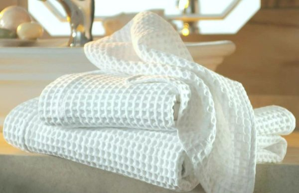 «Вафельное» полотенце для солевых повязок