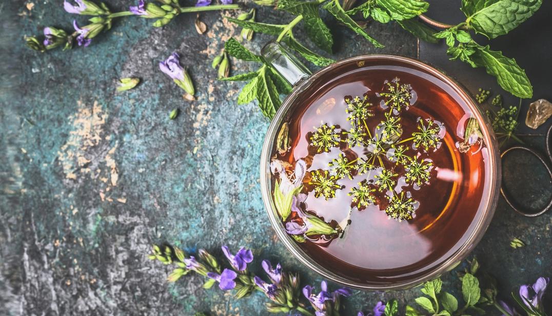 Чай из трав своими руками 61