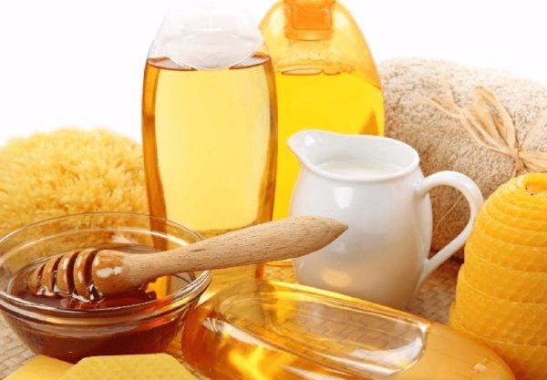 Продукты пчеловодства и молоко