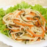 Салат из земляной груши