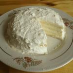 Торт из отрубей
