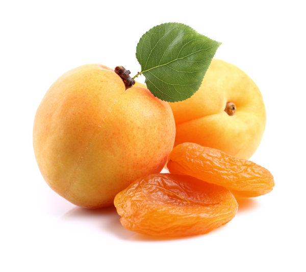 Два абрикоса и курага