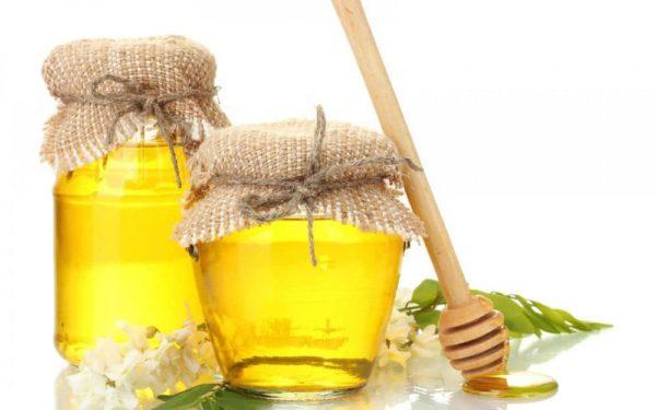 Мёд в двух банках