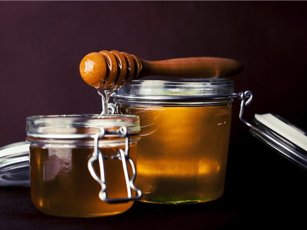 Две банки мёда