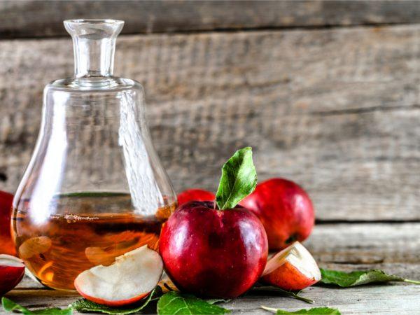 Яблоки и уксус