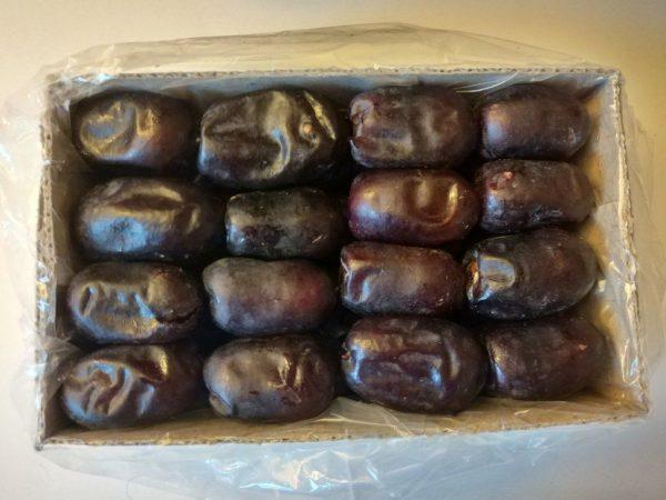 Финики в коробке — Мазафати
