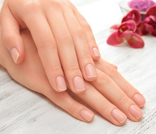 Ухоженные руки и ногти
