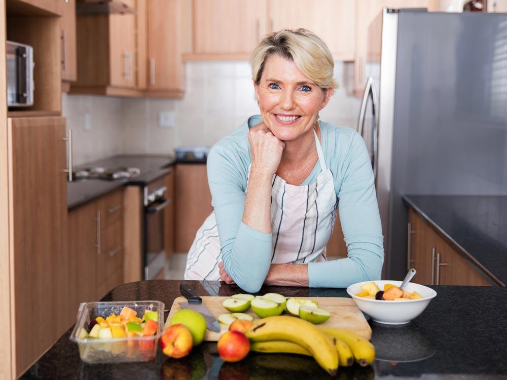 Как взрослой женщине похудеть